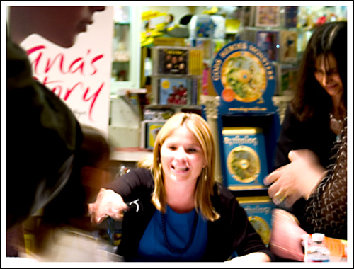 jenna bush signs
